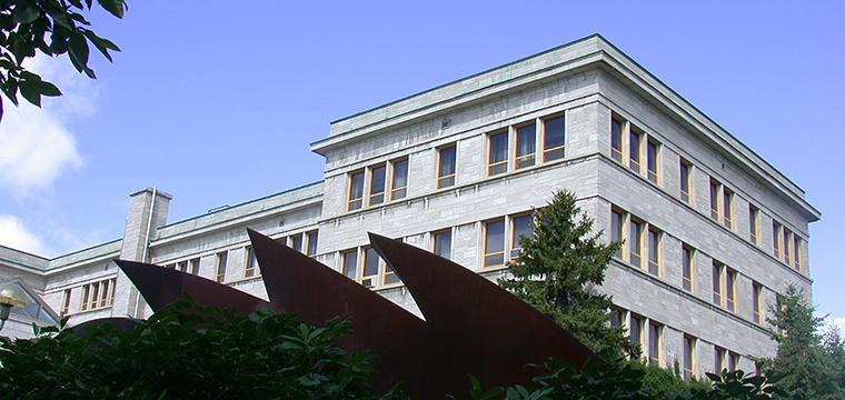 Photo du pavillon