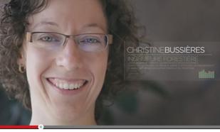 Christine Bussières <br/> ingénieure forestière