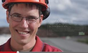 Denis Cossette <br/> génie du bois